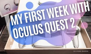 My first week with the Oculus Quest 2